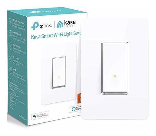 Kasa Smart Light Switch Hs200, Single Pole, Needs Neutral