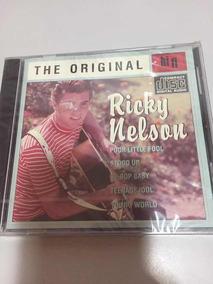 Cd Ricky Nelson The Original Importado, Lacre Fábrica,