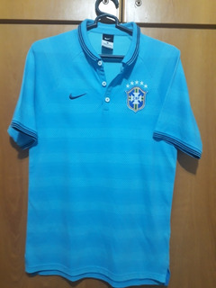 Camisa Nike Cbf Azul Tam P