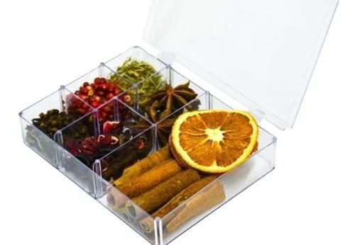 Imagem 1 de 3 de Kit De Especiarias Para Gin