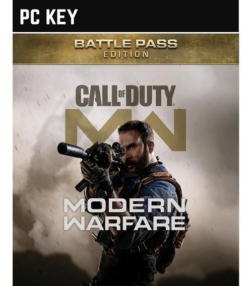 Call Of Duty: Mw P. De Batalha Pc Battle Net Blizzard Codigo