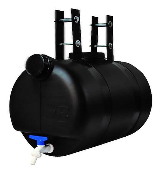 Tanque De Agua Para Camion 25lts Negro