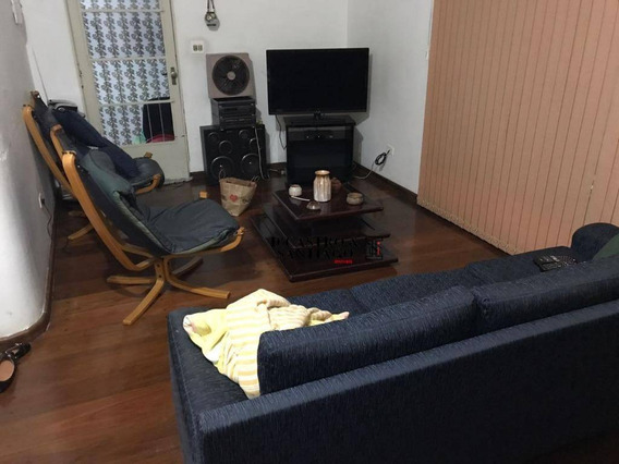 Casa Residencial À Venda, Mooca, São Paulo. - Ca0064