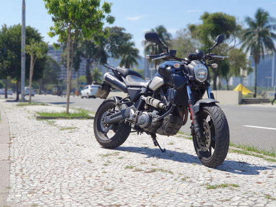 Moto Yamaha Mt-03 2008 Linda Moto! Sem Detalhe!