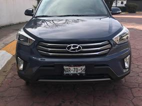 Hyundai Creta 1.6 Gls Premium At 2017
