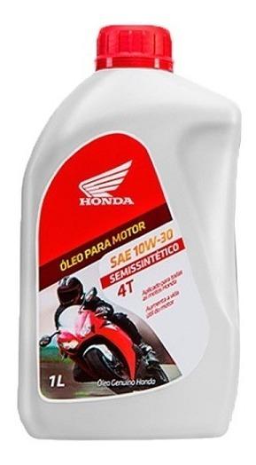Oleo Motor 4 T (10w-30) Honda Semi Sintetico