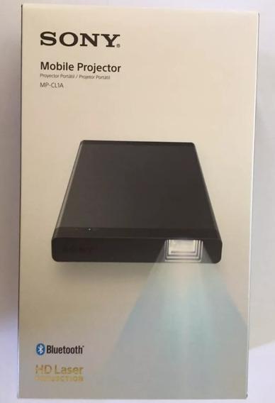 Projetor Portátil Sony Mp-cl1a 32 Lumens, Wi-fi, Bluetooth