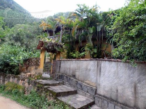 Imagem 1 de 15 de Casa 02 Pavimentos Em Vera Cruz  -  Miguel Pereira - 2310