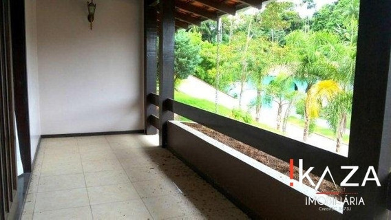 Casa Alvenaria Em Área Nobre- Blumenau - 2614