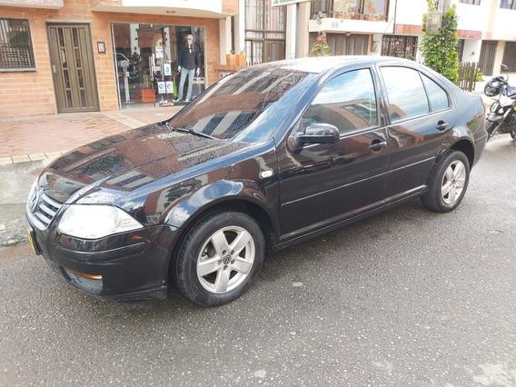 Volkswagen Jetta Trendline Motor 2.0 2009 Negro 5 Puertas