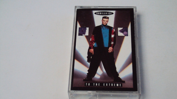 Cassette Vanilla Ice To The Extreme