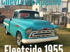 Chevrolet Apache 1995 Fleetside Única En México