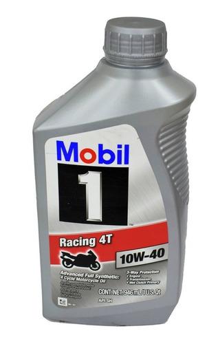 Aceite Mobil 1 4tiempos 10w40