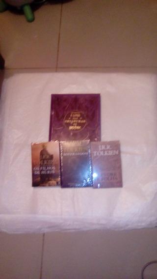 O Livro Das Criaturas De Harry Potter +03 Livros E Brinde