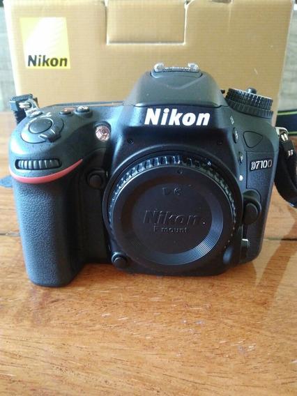 Corpo Câmera Nikon D7100 (usado)