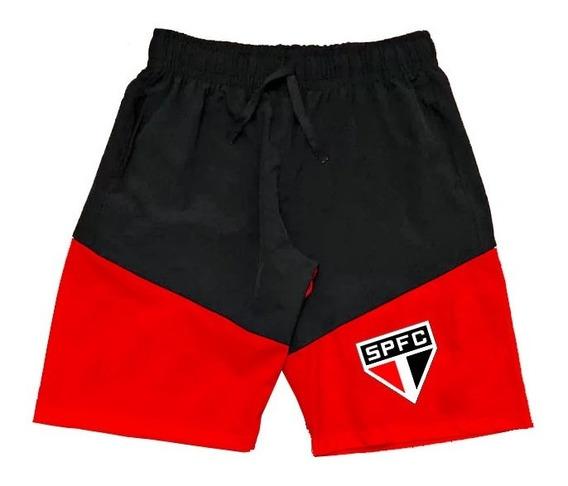 Bermuda Short Time São Paulo Esporte Aproveite