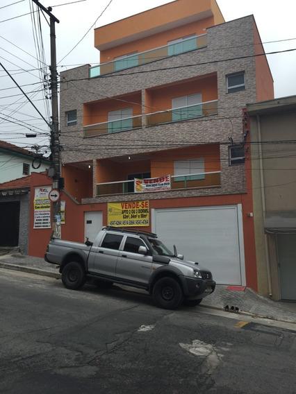 Lindo Apartamento Novo Na Melhor Localização De Mauá