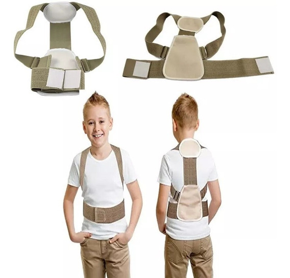 Faja Corregir Postura Para Niños A1