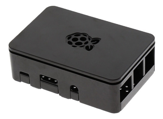Gabinete Case Original Raspberry Abs Pi 2b Pi 3b