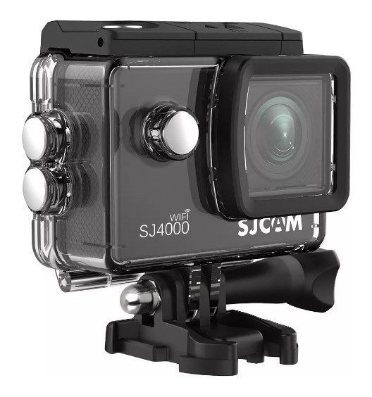 Sjcam Sj4000 Wifi Original Camera Full Hd 1080 Prova D