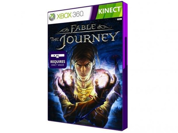 Fable: The Journey Para Xbox 360 Kinect - Microsoft