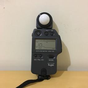 Fotômetro Kenko Kfm-1100 Auto Digi Meter