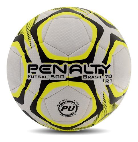 Pelota Fútsal N°4 Penalty Brasil 70 500 R1 Ix