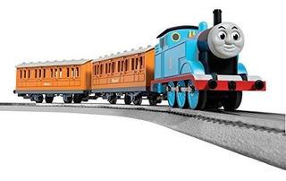 Lionel Thomas Y Leon Jefe Listo Para Correr De Tren De