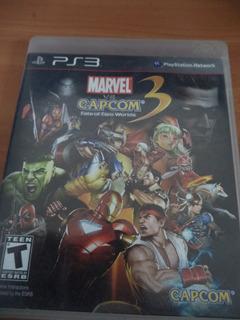 Juegos Ps3 Marvel Vs Capcom