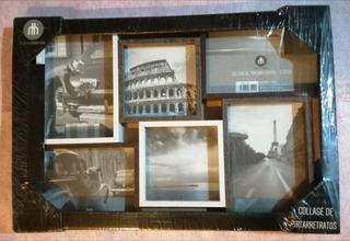Collage De Portarretratos - 6 Fotos