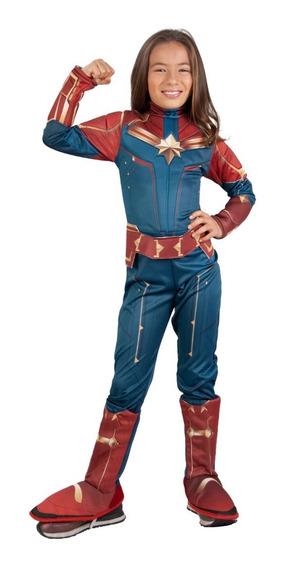 Disfraz Marvel Capitana Marvel