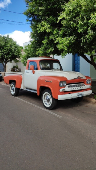 Chevrolet Brasil 1964