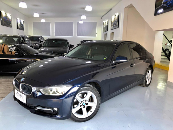 Bmw 320 Sport Active Flex 4p