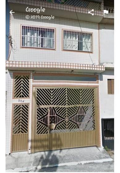 Casa Com 2 Dormitórios Para Alugar, 80 M² Por R$ 1.300/mês - Vila Bancária Munhoz - São Paulo/sp - Ca0575