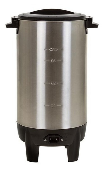 Cafetera Percoladora Pro 35 Tazas Alumin Oster Bvstdc3390