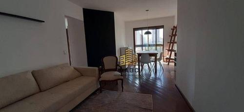 Imagem 1 de 19 de Apartamento Com 2 Dormitórios Para Alugar, 82 M² Por R$ 3.300/mês - Vila Clementino - São Paulo/sp - Ap1373