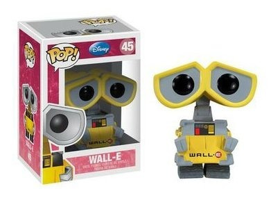 Funko Pop! Disney Wall E - Funko Pop