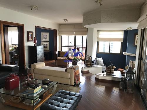 Apartamento A Venda Em Alphaville De 289m² Com 4 Dorm E 4 Vagas - Barueri - Ap00569 - 68405467
