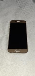 Smartphone Samsung Galaxy A5 Memória De 64 Gigas Seminovo.