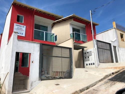 Casa Com 3 Quartos Para Comprar No Masterville Em Sarzedo/mg - 531