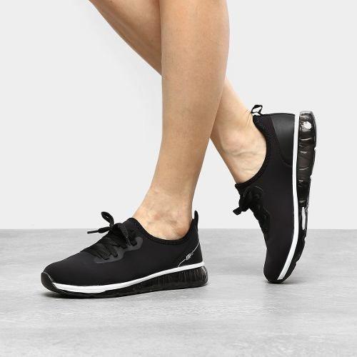 Tênis Ortopédico Feminino Caminhada Active Beira Rio Solado Flexível E Anatômico Maior Conforto E Estabilidade