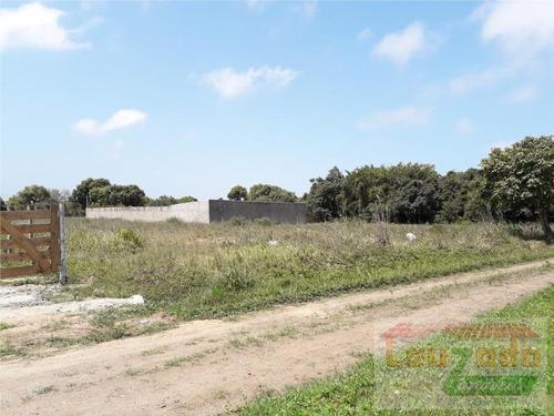 Terreno Para Venda Em Peruíbe, Chacara Faz. Sao Joao - 1273_2-758628