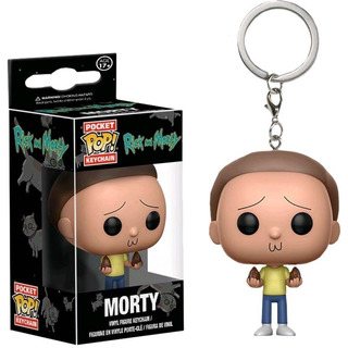 Pocket Pop Rick And Morty Morty Funko Pop