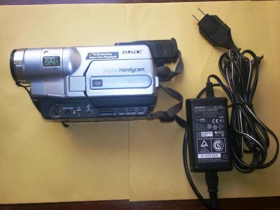 Camara Filmadora Sony Handycam 700x Digital 8mm Tvr351