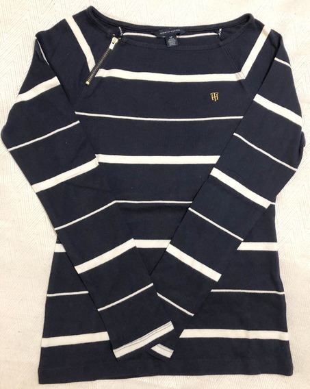 Remera Manga Larga Tommy Hilfiger