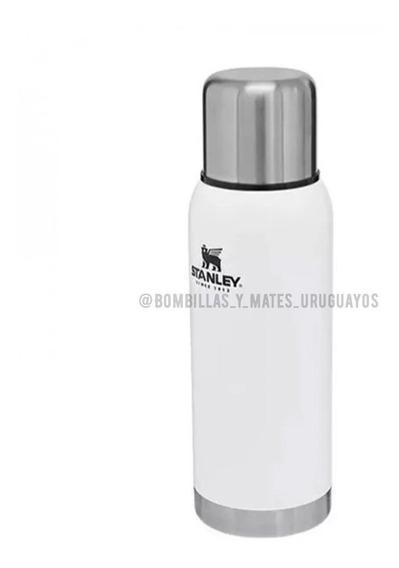 Termo Stanley Color Blanco 750 Cc