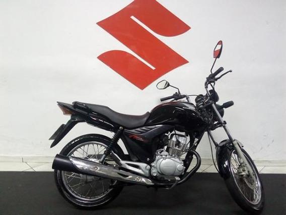 Honda Cg 150 Fan Esdi Flex 2013