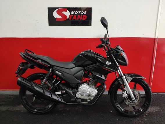Yamaha Fazer Ys 150 Ed 2014 Preta Preto