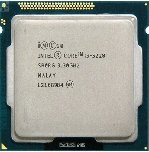 Processador Intel Core I3-3220