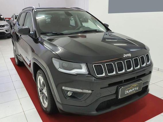 Jeep Compass 2019 2.0 Longitude Automática - Igual A Zero